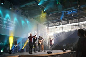 Morgentau, Gospel Forum Stuttgart