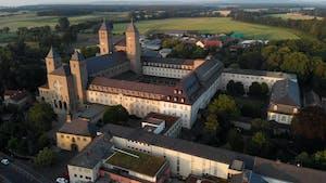 Vesper und Komplet, Abtei Münsterschwarzach
