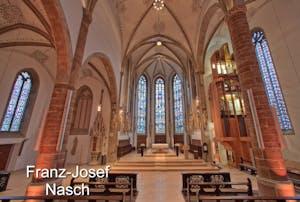 Mittagsgebet in der Dionysiuskirche – 10 Minuten mit Gott