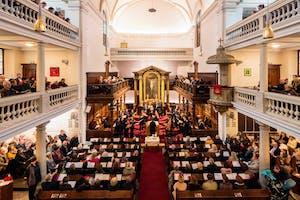 Sonntagsgottesdienst, Evangelische Pfarrgemeinde A.B. Wien-Innere Stadt