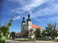 Basilika Frauenkirchen, röm.-kath. Stadtpfarre Frauenkirchen