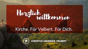 +Gottesdienst, Christus Gemeinde Velbert