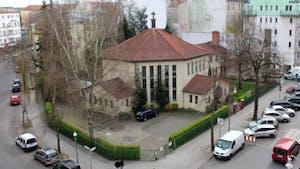 Gottesdienst, Kiezkirche Rixdorf