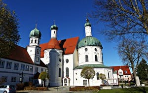 Heilige Messe, Katholische Pfarrgemeinde Lechfeld