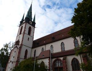 Hl. Messe, Kath.-Kg. Karlsruhe-Durlach-Bergdörfer