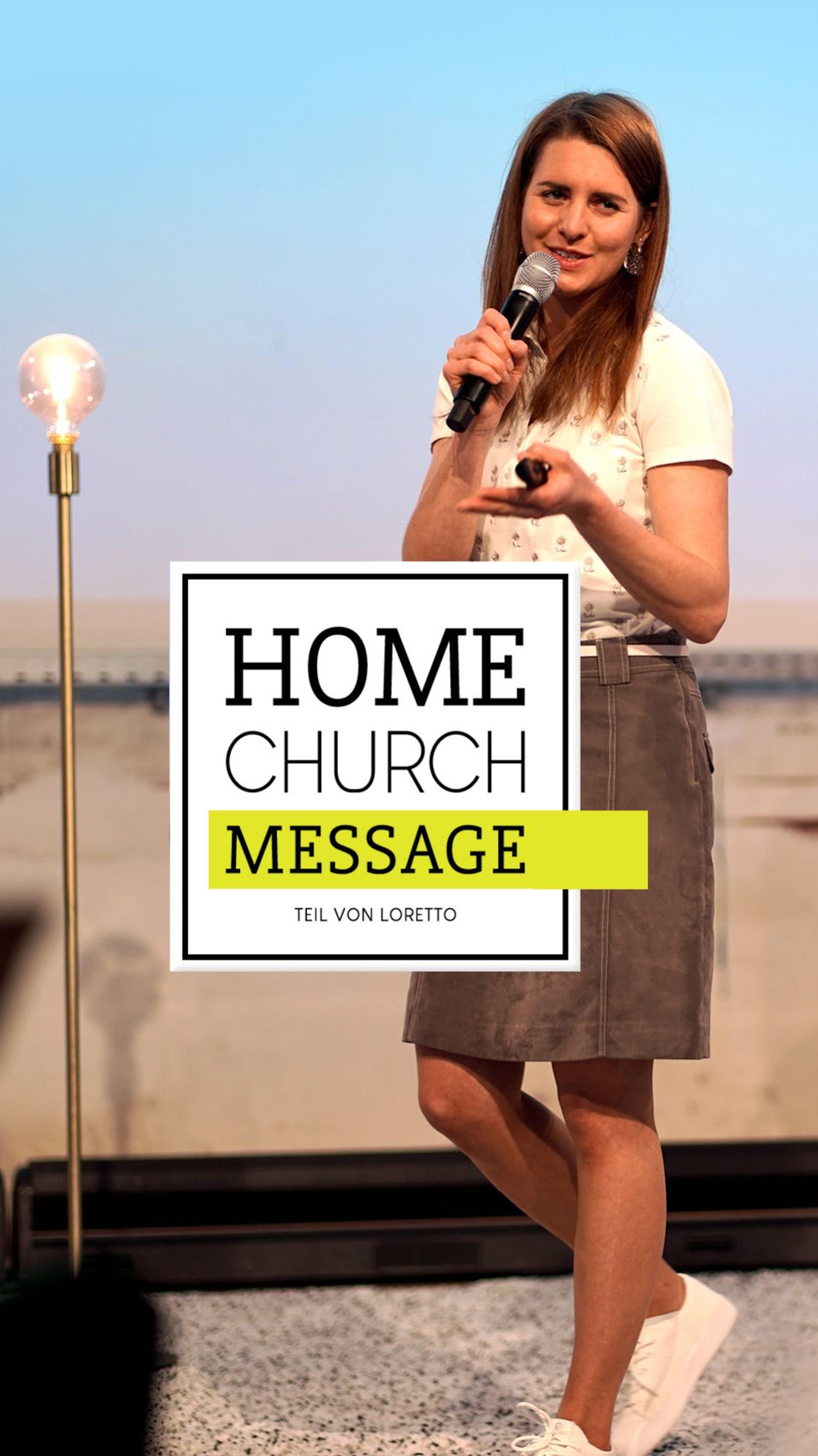Home Church Message